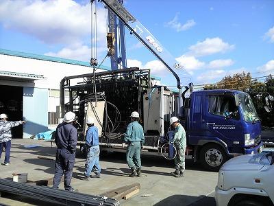 運送会社・愛知県・カーゴラインメイホウ運送事業画像